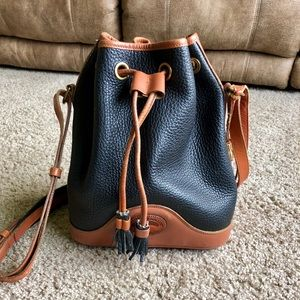 Vintage Dooney & Bourke Bucket Bag